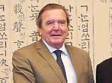 Ex-Frau bestätigt Beziehung: Gerhard Schröder hat neue Freundin