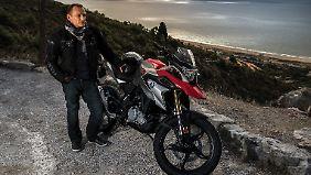 """Nach 200 Kilometern sinniert der Autor über die G 310 GS und darf sagen: """"Die kleine Bayerin ist ein echtes Motorrad."""""""