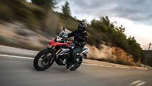 Einsteiger-Bike für alle Wege?: BMW G 310 GS - kein Mini-Me der großen GS