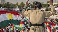 Iran, Irak und Türkei einig: Drei Länder warnen vor neuem Nahostkonflikt