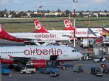 Tickets und Entschädigungen: Manche Air-Berlin-Kunden müssen zittern