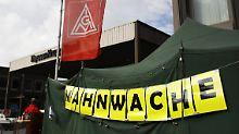 Thyssenkrupp-Fusion mit Tata: Stahlarbeiter rufen zur Demo auf