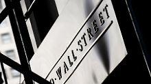 Dow Jones sinkt minimal: Nach Fed: Kleine Gewinnmitnahmen setzen ein