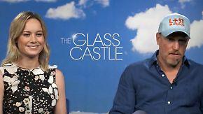 """Hauptdarsteller in """"Schloss aus Glas"""": """"Wir sind schlecht darin, zu begreifen, was wir eigentlich machen"""""""