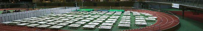 Der Tag: 09:45 Rund 130 evakuierte Dortmunder nutzen Notunterkunft