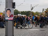 Wahlkampf-Heimspiel in Leipzig: Wo die linke Welt noch in Ordnung ist
