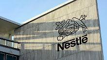 Die Nestle-Aktionäre wollen eine Verringerung der Anteile an L'Oreal.