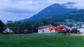 Tödliches Unglück im Alpen-Urlaub: Lawine begräbt 24-Jährigen unter sich