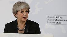 EU reagiert zurückhaltend: May will Übergangsphase nach Brexit