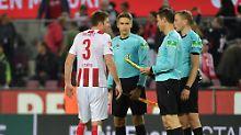Der Sport-Tag: Nach Zoff: DFB ändert Video-Schiri für Köln-Spiel