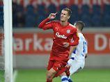 Zweite Bundesliga im Überblick: Störche klettern auf eins, auch Aue gewinnt