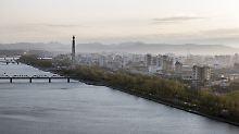 Erschütterung in Nordkorea: Seoul glaubt nicht an Atomtest als Ursache