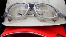 Umstrittene Stahlfusion mit Tata: Arbeitsgruppe soll Thyssenkrupp beruhigen
