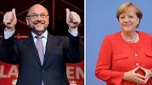 """""""Wahlrecht ist Bürgerrecht"""": Steinmeier wirbt um jede Stimme"""
