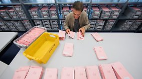 Die Wahl in Zahlen: Bundestagswahl erzeugt Rekordkosten