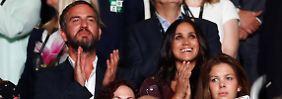 """""""Meilenstein"""" des Prinzenpaars: Harry tritt mit Meghan auf"""