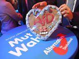 AfD stürmt in den Bundestag: Le Pen gratuliert, die Wirtschaft warnt