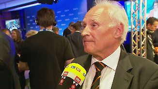 """Erwin Huber im n-tv Interview: """"CSU muss schwere grüne Kröten schlucken"""""""