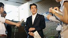 Der Börsen-Tag: Abe will milliardenschweres Konjunkturpaket