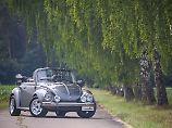 Äußerlich mag der Memminger-Käfer wie ein VW aussehen. Aber das ist nur die Hülle.