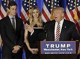 Kushner nutzt privates Mailkonto: Trump-Schwiegersohn begeht Clinton-Fehler