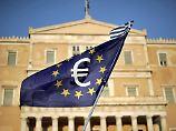 Besserung der Staatsfinanzen: EU beendet Defizitverfahren gegen Athen