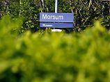 Es war der kleine Ort Morsum, der die Überraschung für die Archäologen bereithielt.