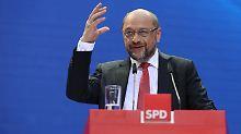 Fehler? Ja! Konsequenzen? Jein!: Wie Schulz die Niederlage umdeutet