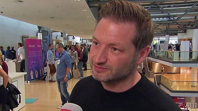 """Trivago-Gründer Rolf Schrömgens: """"Start-Up-Szene braucht ein Einwanderungsgesetz"""""""