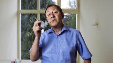 Hetze gegen Flüchtlinge: Autor Pirincci wegen Pegida-Rede verurteilt
