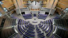 Kostenexplosion im Bundestag: Mega-Parlament kostet 200 Millionen extra