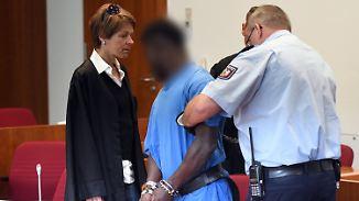 Vergewaltigung von Camperin nahe Bonn: Täter Eric X. beschimpft Opfer vor Gericht