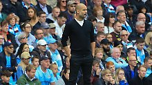 Tormaschine Manchester City: Geld statt Guardiolas Genie