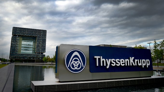 Cevian will binnen fünf Jahren Verdopplung des Aktienkurses auf rund 50 Euro - in solchen Größenordnungen waren die ThyssenKrupp-Papiere zuletzt im Mai 2008 unterwegs.