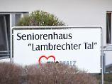 """""""Nicht an Umsetzung geglaubt"""": Pfleger hatten makabre Whatsapp-Gruppe"""