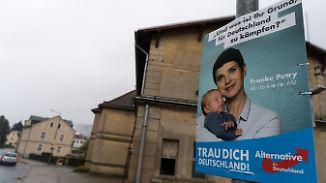"""""""Dämonenhaft schön"""": Der spalterische Weg der Frauke Petry"""
