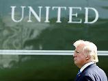 """""""Kim benimmt sich sehr schlimm"""": USA verschärfen Nordkorea-Sanktionen"""