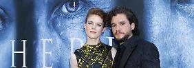 """Verlobungsanzeige in der """"Times"""": Jon Snow heiratet Ygritte"""