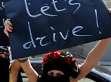 Revolution oder PR-Coup?: Das bedeutet Autofahren für Saudi-Frauen