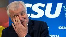 "Politologe über CSU-Debatte: ""Seehofers Image ist beschädigt"""