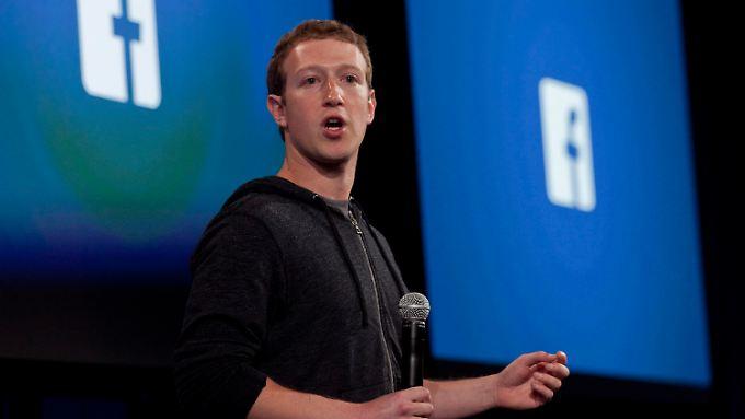 Facebook steht in letzter Zeit häufiger in der Kritik.