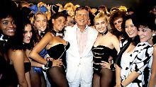 """""""Playboy""""-Gründer starb 2017: Hefners Privatbesitz wird versteigert"""