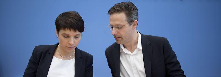 Macron als Vorbild: Was planen Petry und Pretzell nach ihrem Bruch mit der AfD?