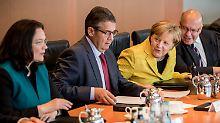Altmaier: langwierige Gespräche: Bundesregierung steht vielleicht erst 2018