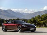 Solvente Kunden können für etwas weniger Geld den sportlichen Aston Martin DB11 ab Herbst kaufen.