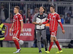 Bayern-Schreck: Martin Schmidt.