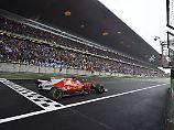 Der Sport-Tag: Formel 1 kurvt weiter durch Shanghai