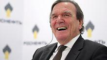 Altkanzler geht zu Rosneft: Scharfe Kritik an Schröders neuem Job