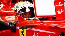 Horror-Quali in Malaysia: Pole für Hamilton, Desaster für Vettel