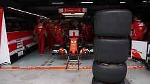Der Sport-Tag: Fuchs Vettel nutzt Malaysia-Rennen für Tests